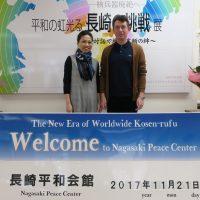 長崎創価学会 ピースメッセージ イギリスのメンバー