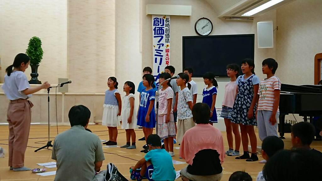 長崎創価学会ファミリー大会③