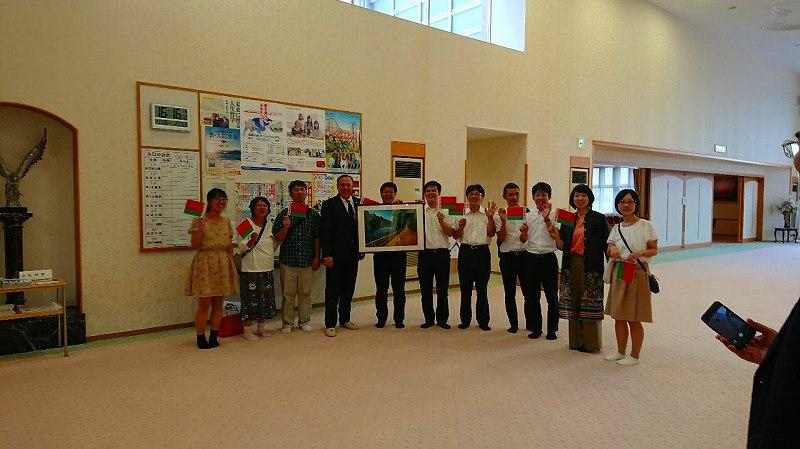 長崎創価学会青年部の代表
