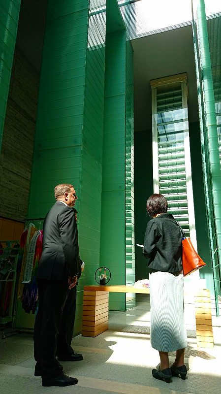 長崎創価学会 ベラルーシ大使追悼祈念館