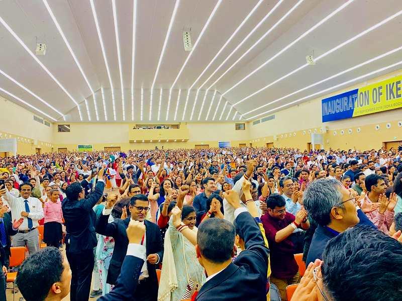 長崎創価学会 インド訪問団①