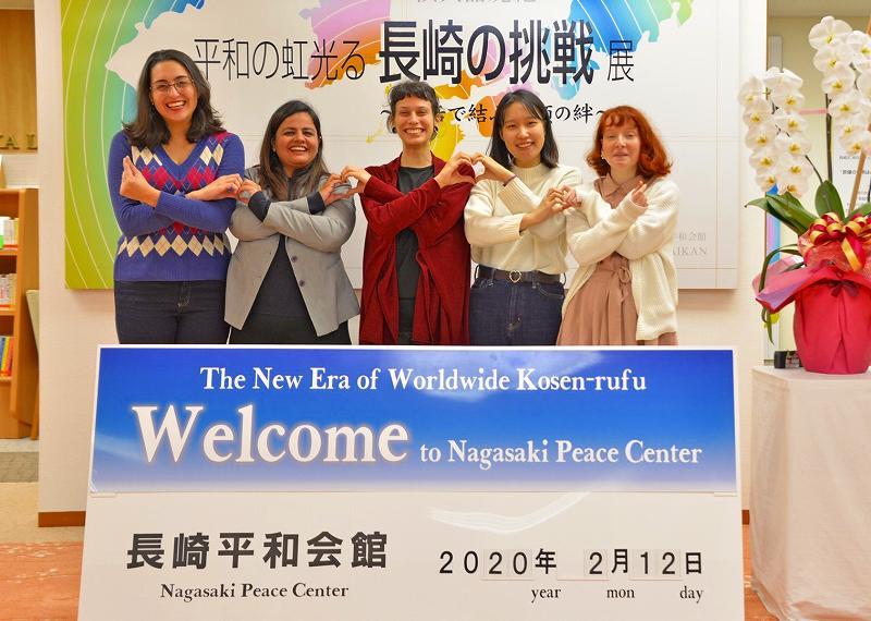長崎創価学会 ブラジル、インド、イタリア、韓国、イギリス