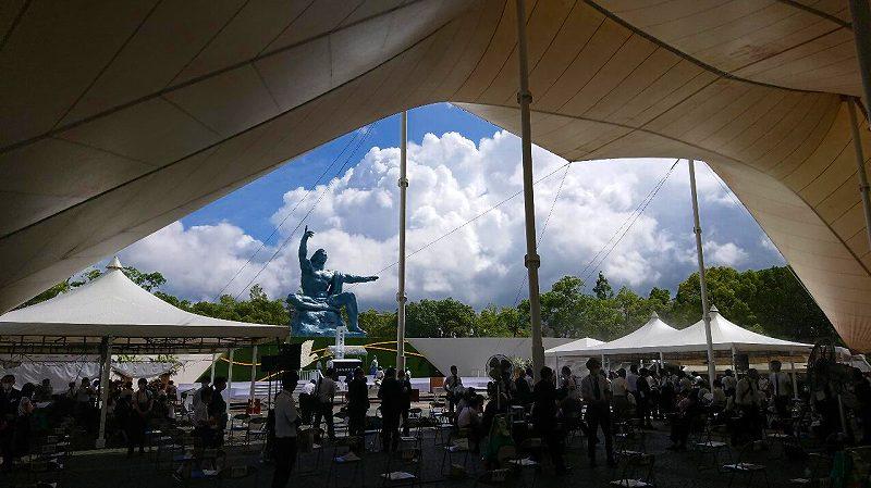 長崎創価学会 平和記念式典2